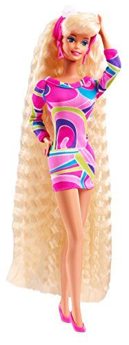 Barbie - Mil peinados - 25 aniversario (DWF49)