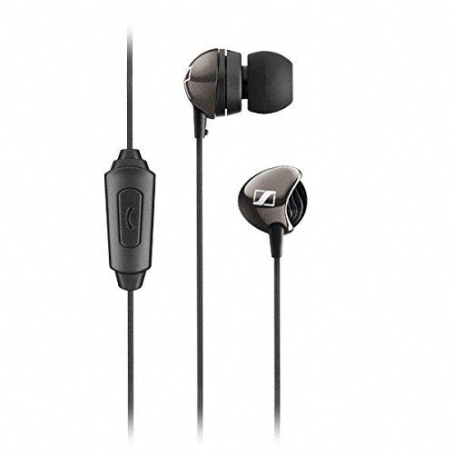 Sennheiser CX 275 S - Auriculares in-ear (con micrófono), negro