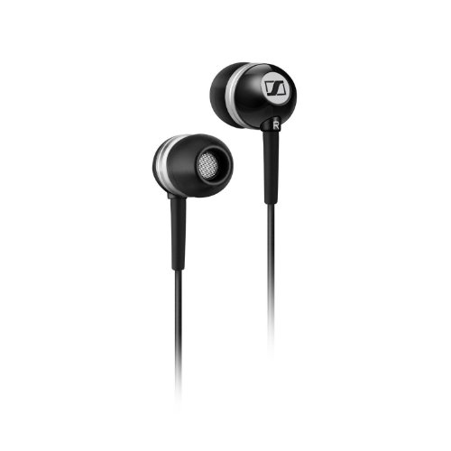 Sennheiser CX 300-II - Auriculares in-ear (reducción de ruido), color negro