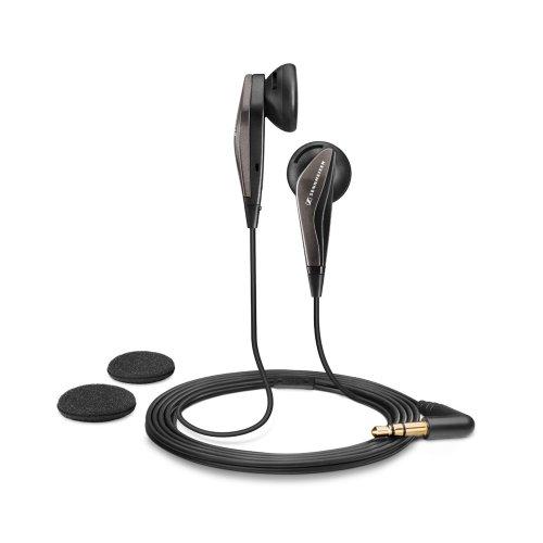 Sennheiser MX 375 - Auriculares de botón, Negro