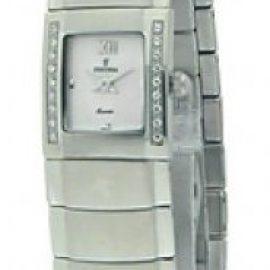 Festina F8947/3 - Reloj con correa de acero para mujer, color blanco /