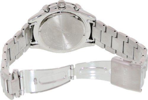 Seiko Chronograph SPC083P2 - Reloj cronógrafo de cuarzo para hombre,