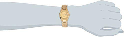 Seiko SYMC18K1 - Reloj analógico de mujer automático con correa de