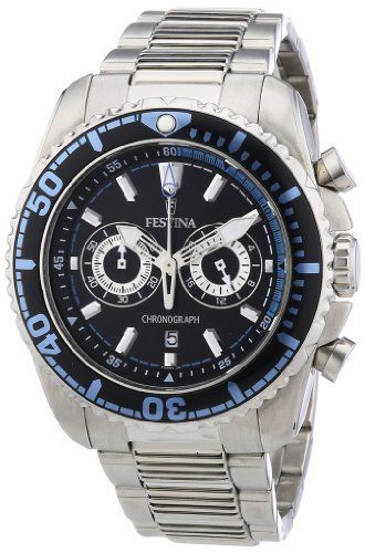 Festina F16564/5 – Reloj cronógrafo de cuarzo para hombre con correa