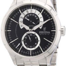 Festina Klassik Multifunktion F16632/3 – Reloj analógico de cuarzo