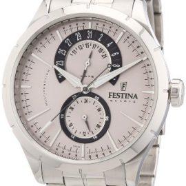 Festina Klassik Multifunktion F16632/1 - Reloj analógico de cuarzo