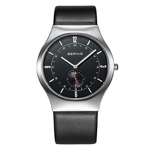 Bering Time 11940-409 –Reloj de cuarzo para hombre con esfera
