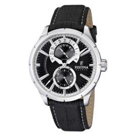 Festina F16573/3 - Reloj analógico de cuarzo para hombre con correa