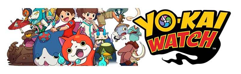 Comprar juguetes Yo-kai Watch