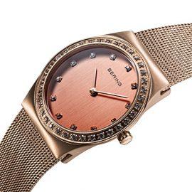 Bering Time  12430-366 – Reloj de cuarzo para mujer, con correa de