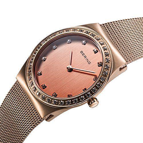 Bering Time  12430-366 - Reloj de cuarzo para mujer, con correa de