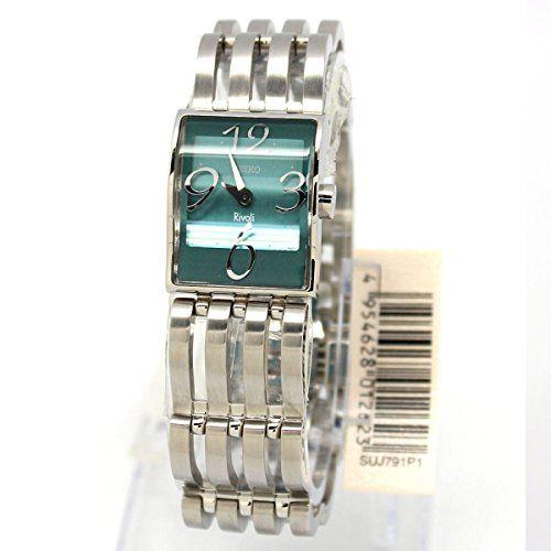 Seiko 70057 - Reloj de Señora movimiento de cuarzo con brazalete
