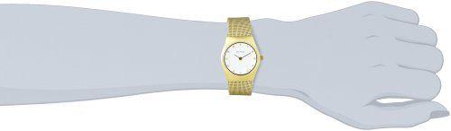 Bering Classic - Reloj analógico de mujer de cuarzo con correa de
