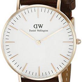 Daniel Wellington 0511DW – Reloj con correa de acero