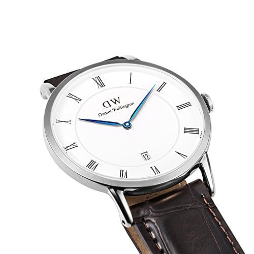 Daniel Wellington DW00100089 - Reloj de cuarzo analógico, con correa