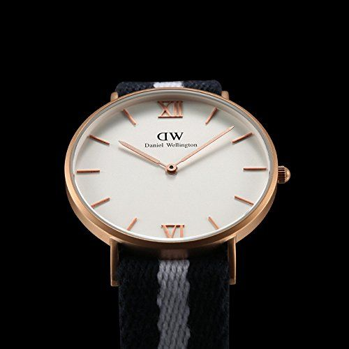 Daniel Wellington  0552DW - Reloj de cuarzo para mujer, con correa de