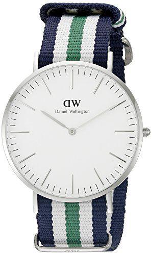 Daniel Wellington 0208DW - Reloj analógico de cuarzo para hombre con