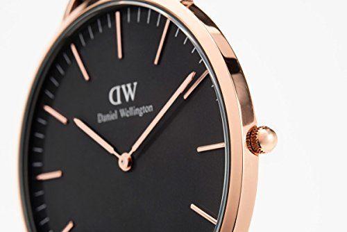 Daniel Wellington DW00100125 - Relojes en acero inoxidable con correa