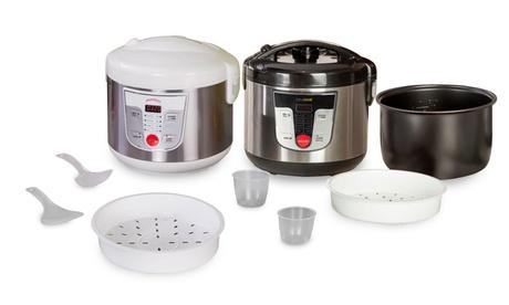 Robot de cocina programable Newcook Masterful o Silver de 5 litros capacidad