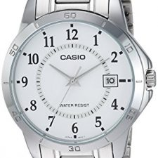 Casio Reloj con movimiento cuarzo japonés Man Mtp-V004D-7B 40.0 mm Relojes