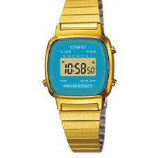 Casio Reloj Digital para Mujer – LA670WGA Relojes