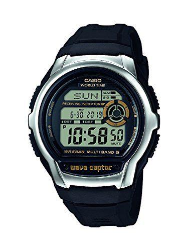Reloj Casio Wave Ceptor para Hombre Relojes