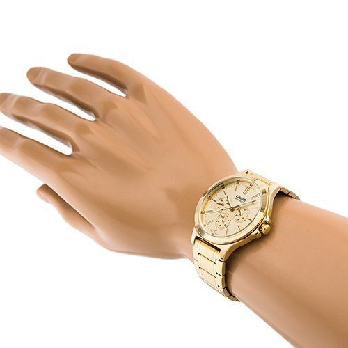Casio Reloj con movimiento cuarzo japonés Woman Ltp-V300G-9A 34 mm