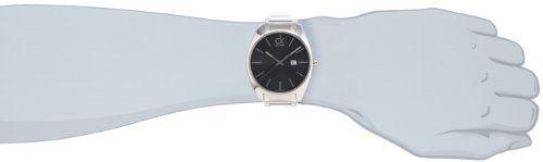Calvin Klein Reloj Analógico de Cuarzo para Hombre con Correa de