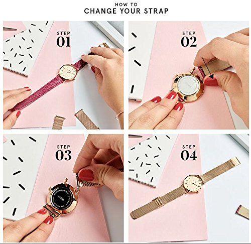 Reloj Cluse para Mujer CL50009 Relojes Cluse