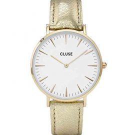 Relojes para mujer Cluse La Bohème Gold