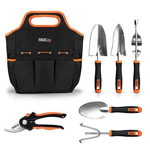 Herramientas de jardiner a 7 piezas herramientas kit de acero - Herramientas de jardineria ...