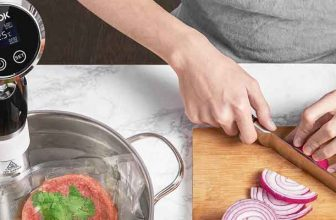 Maquinas para cocinar a baja temperatura y al vacío