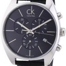 Calvin Klein K2F27107 – Reloj analógico de caballero de cuarzo con Relojes Calvin Klein