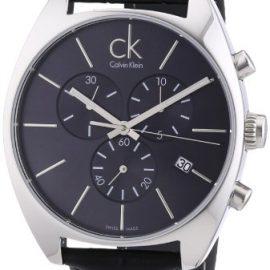 Calvin Klein K2F27107 - Reloj analógico de caballero de cuarzo con