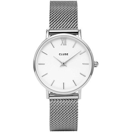 CLUSE Mujer Watches/Relojes Minuit Malla Relojes Cluse