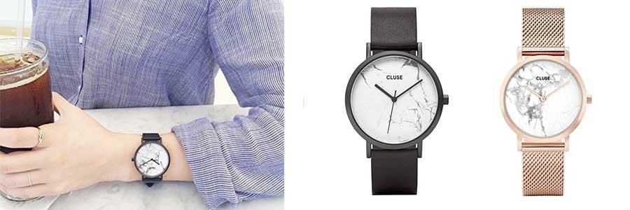 Comprar relojes Cluse baratos.