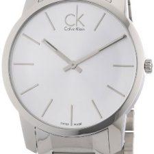 Calvin Klein K2G21126 – Reloj de caballero de cuarzo, correa de acero Relojes Calvin Klein
