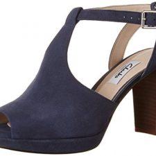 Clarks Kendra Charm, Atado Al Tobillo para Mujer Zapatos de tacón Clarks