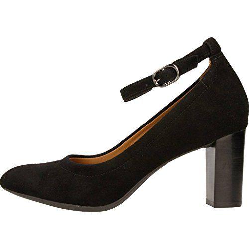 Zapatos de Tacón, Color Negro, Marca Clarks, Modelo Zapatos De Tacón Clarks CHRYSSA Jana Negro
