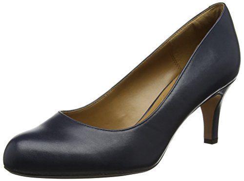 Clarks Arista Abe – Zapatos de Tacón Cerrados de Cuero Mujer Zapatos de tacón Clarks