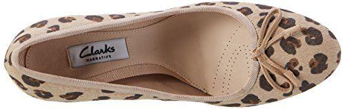 Clarks Idamarie Faye, Zapatos de Tacón Para Mujer