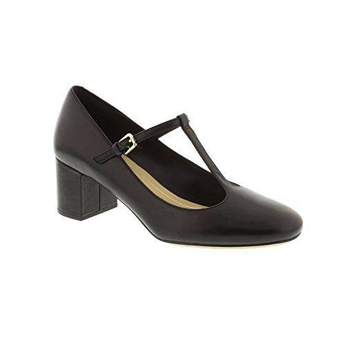 CLARKS Zapatos de Tac�n, Color Negro, Marca, Modelo Zapatos de Tac�n Orabella Fern Negro