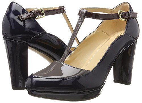 Clarks Kendra Daisy, Zapatos de Tacón Para Mujer