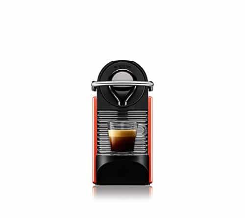 Nespresso Krups Pixie XN 3006-Cafetera de cápsulas, 19