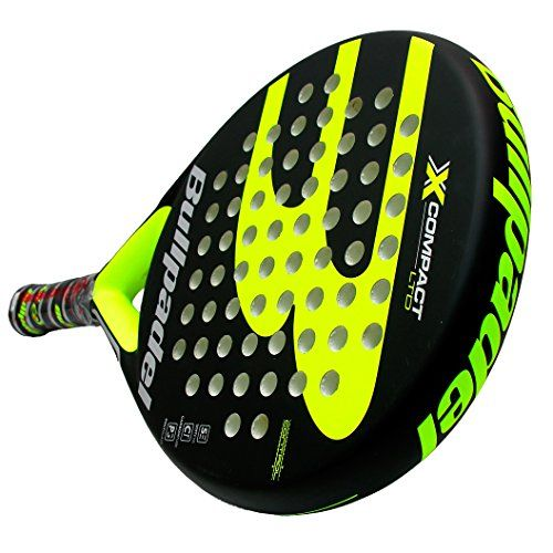 Pala de pádel Bullpadel X-Compact LTD Yellow