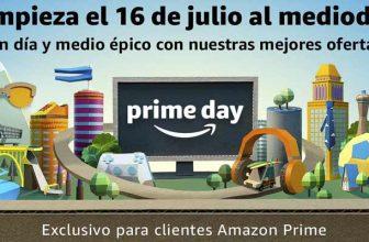 Prime Day 2018 de Amazon con miles de ofertas exclusivas