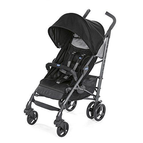 Chicco Liteway 3 – Silla de paseo ligera y compacta, 7,5 kg, Carritos y sillas de paseo para bebé