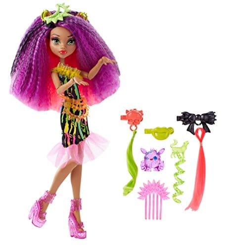 Monster High Electro-Peinados Muñecas Monster High