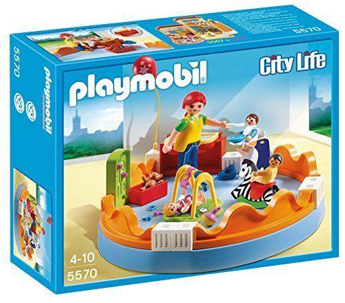 Playmobil Guardería – Zona de bebés, playset (5570) Ofertas en Playmobil