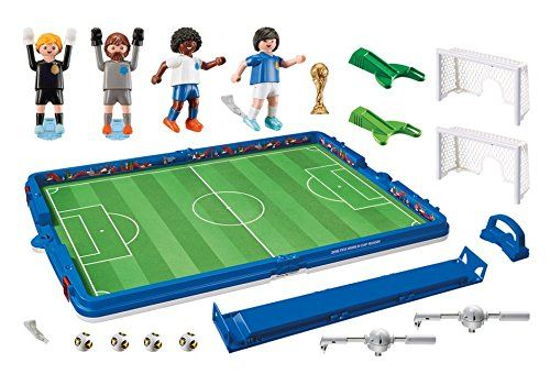 Playmobil-2018 FIFA World Cup Russia Campo de Fútbol